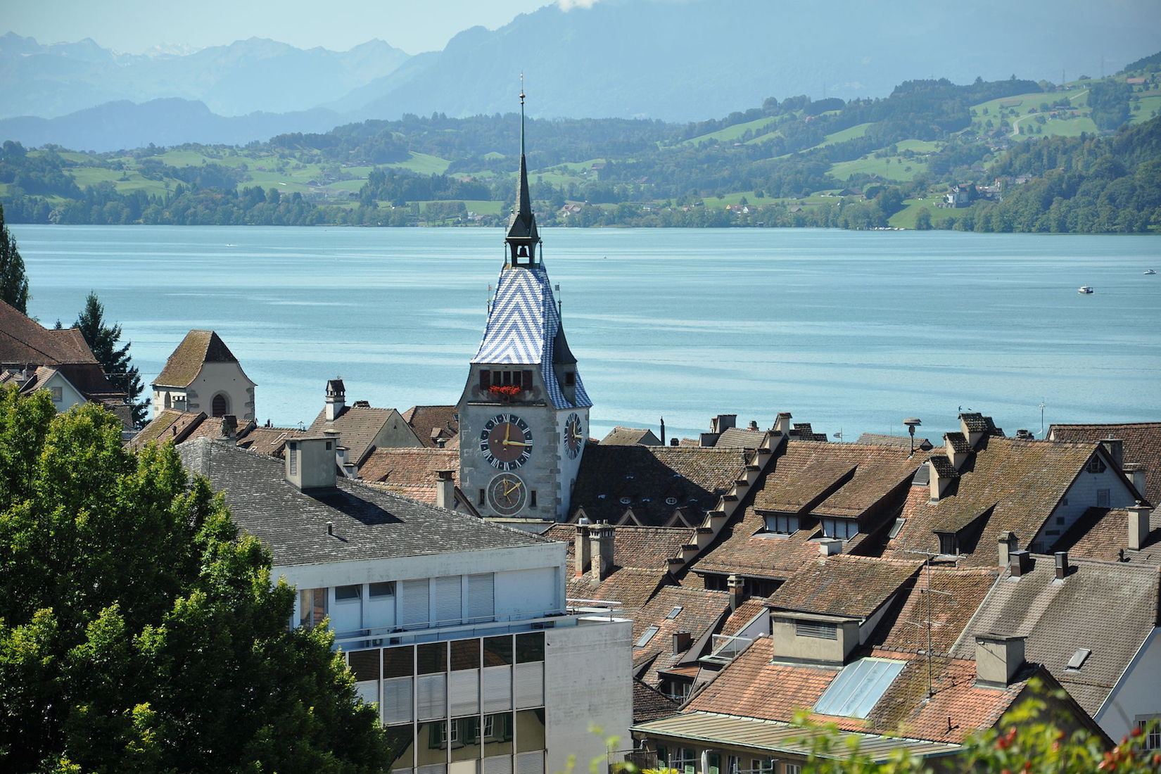 Zug Crypto Valley