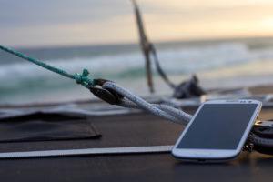 Sailing phone