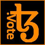 Tezos Vote logo