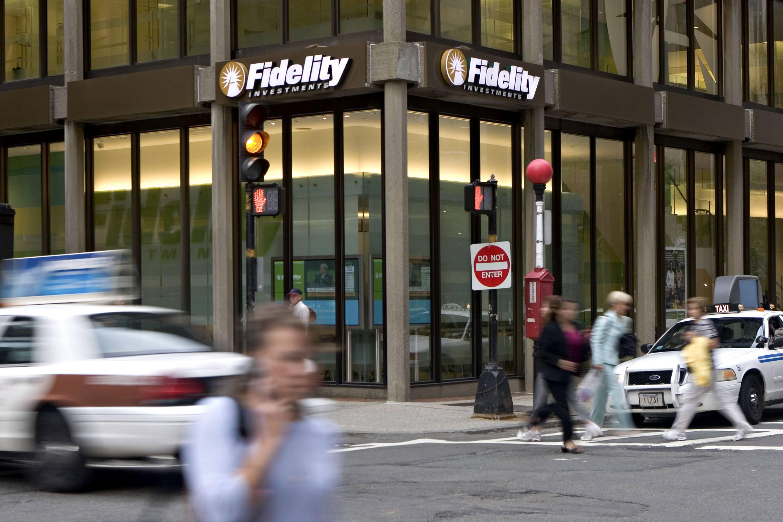 Fidelity crypto
